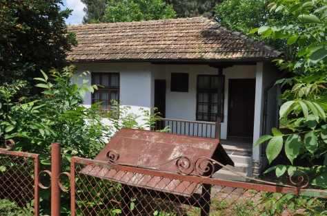 House in Popovo where my grandmother stayed 1914-1921