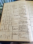 Grandfather birth record