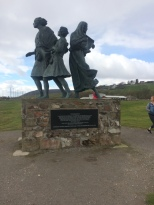 The Emigrants, Helmsdale, Sutherland, Scotland